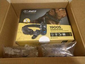Dogtra 1900 S Hands-free Remote Training Collar 3/4 Mi Range Brand New