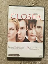 Closer (DVD, 2005, Superbit)