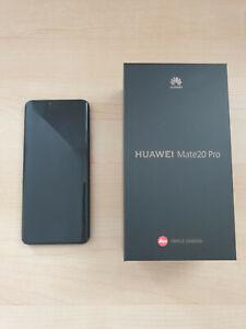 Huawei Mate 20 Pro LYA-L29 - 128GB - Schwarz (Ohne Simlock) - Hybrid SIM