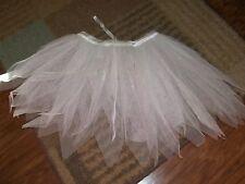 Child's Dress up or Halloween White Skirt