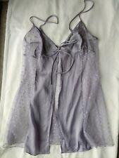 Victoria's secret size M lavender nighty