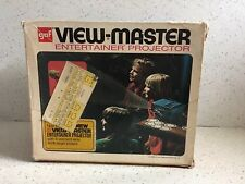Viewmaster View-Master VINTAGE GAF ENTERTAINER PROJECTOR BOXED NRFB MIB MIP MOC