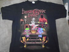 RARE OOP Insane Clown Posse SHIRT large Psychopathic Records joker cards ICP rap