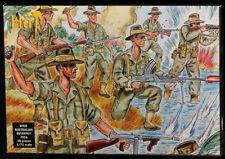 Airfix WWII Australians - HO reissue HAT mib set # 7016 - mid tan - 5 sets left!