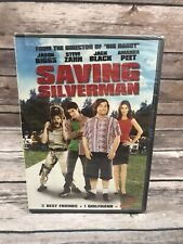 Saving Silverman (Dvd, 2004, R-Rated Version) Jason Biggs Jack Black Comedy New