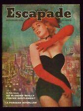 ESCAPADE VOL. 2, NO. 2, NOVEMBER, 1956