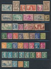 France **76 DIFFERENT (1924-36)** MOSTLY USED; ISSUES AS SHOWN; CV $100