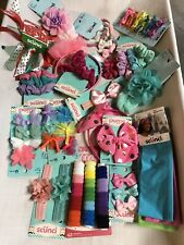 Wholesale Lot of 385 packs Kids Girls Scunci Hair Accessories