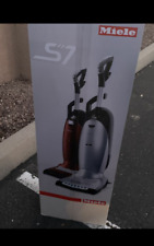 New and Unopened!  Miele S7 White Deluxe Upright Vacuum S7260 Cat and Dog