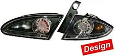 HELLA Seat Leon 2005-2009 Smoke Tail Lights Left + Right Full Set 4pcs