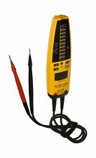 Fluke Tpluspro Electrical Tester Small Backlit Lcd Display Water Resistant Metal