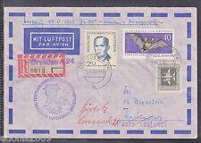 A 70 ) toller LupoEBf. Deutsche Lufthansa DDR 1962 Dresden - Seebad Heringsdorf
