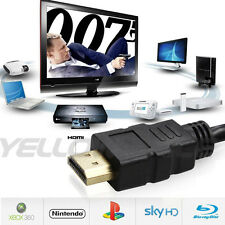 50FT LONG HDMI Cable v1.4 Super High Speed Gold Metal Extension Wire F HDTV LCD