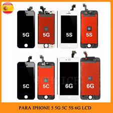 Pantalla Táctil Para Apple IPhone 5C 5S 6 6S 7 Plus 8 5 Completa LCD Display ES