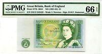 GREAT BRITAIN 1 POUND 1981 - 84 BANK OF ENGLAND GEM UNC  PICK 377 b VALUE $80