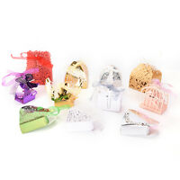 Candy Box Wedding Laser Hollow Candy Chocolates Bags Baby shower Gifts Bags 3C