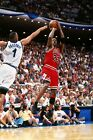 Chicago Bulls Michael Jordan Jump Shot Poster (24x36) inches