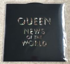 QUEEN News Of The World PICTURE DISC VINYL QUEEN Limited Edition GENUINE RARE
