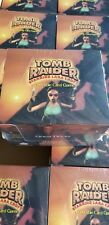 1999 Tomb Raider Lara Croft Starter Deck Box