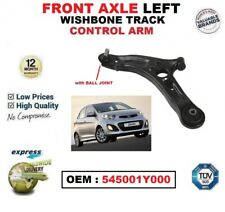 FRONT AXLE LEFT LOWER WISHBONE ARM for KIA PICANTO TA 2011->on OEM : 545001Y000
