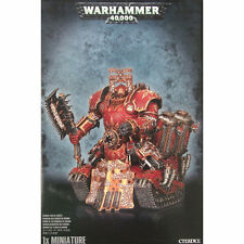 Khorne Lord of Skulls Chaos Space Marines Marine Warhammer 40k NEW