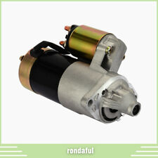New 12 Volt Starter For SUZUKI SIDEKICK 1.6L 1989-1998 31100-60A12 31100-60A13