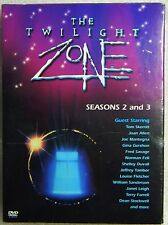 Brand New GIFT Ready The Twilight Zone  Seasons 2 & 3  FF DVD 7-Disc Set ReBoot