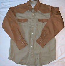 Carhartt Long Sleeve Button Down Shirt Mens Size XL Tall NWOT
