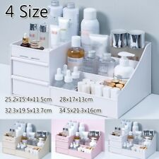 Makeup Storage Box Cosmetic Drawer Jewelry Holder Organizer Display Stand