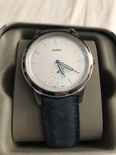$125.00 BNIB , Men's Fossil Watch, H2o Resistant 5 ATM,