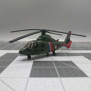 Maisto Aeropatiale SA 365 Dauphin Diecast Helicopter Made In China