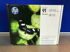 HP 91 Printhead & Ink Value Pack - P2V38A - New Original Sealed Expiry Feb 2019