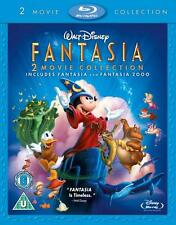 Fantasia / Fantasia 2000 - 2-Movie Collection (Blu-ray) DISNEY!! BRAND NEW!!