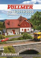 Vollmer 49999 Gesamtkatalog 2018/2019/2020 deutsch - NEU
