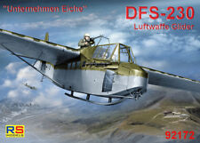 Rs Models 1/72 Dfs 230 Luftwaffe Assault Planeur #92172