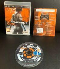 Remember Me (PS3) PEGI 16+ Adventure