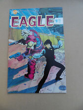 Eagle 8 . Crystal 1987 . VF