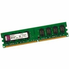 2GB RAM DDR2-667 PC2-5300 DDR2 SDRAM DIMM MHz 240 Pin CL5 Kingston KVR667D2N5/2G