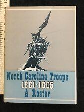 North Carolina Troops, 1861-1865 a Roster: Vol. VII Infantry - Jordan