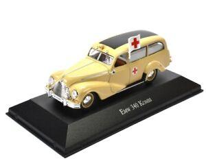 Ambulance Emw 340 Kombi (1953) - 1:43 Voiture Miniature Diecast AMB03