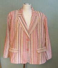 Women's Striped Jacket Suits & Tailoring