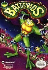 Battletoads, (NES)