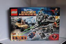 LEGO 76003 SUPERMAN BATTLE OF SMALLVILLE INCL GENERAL ZOD FAORA SUPERMAN MINIFIG