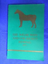 The Welsh Pony and Cob Society Journal 1977 scarce