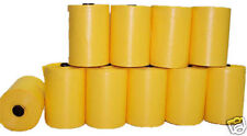 420 YELLOW PET REFILL POOP BAGS ON BOARD & OTHER BRANDS