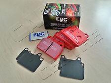 FOR MITSIBUSHI LANCER EVO IX 2.0 16V 2006- REAR EBC RED STUFF BRAKE PAD PADS