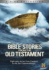 The Bible: Stories from the Old Testament (DVD, 2013, 3-Disc Set)