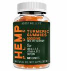 Natural gummies- Turmeric, Natural, Vegan- sleep, anxiety, pain, immune, relax