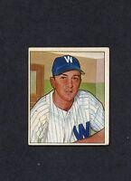 1950 Bowman #52 Sam Mele VGEX C00005147