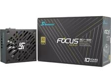 Seasonic FOCUS SGX-500, 500W 80+ Gold, Full-Modular, SFX-L Form Factor, Compact